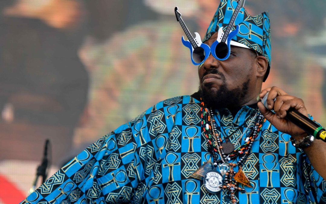 A NIGHT WITH AFRIKA BAMBAATAA