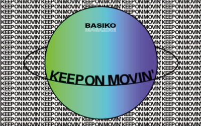 KEEP ON MOVIN' to KEEP ON DANCIN